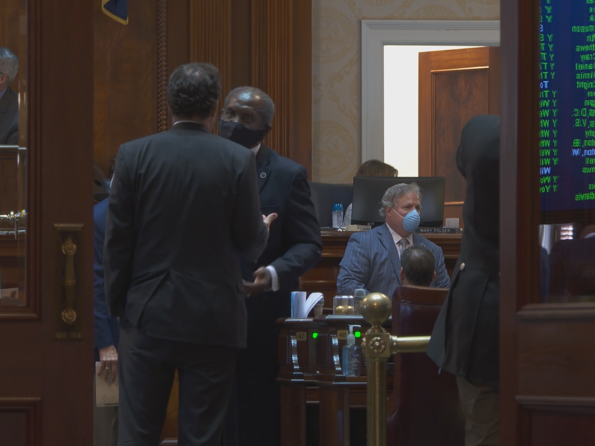 SC lawmakers approve legislation to avoid shutdown, fund state coronavirus response
