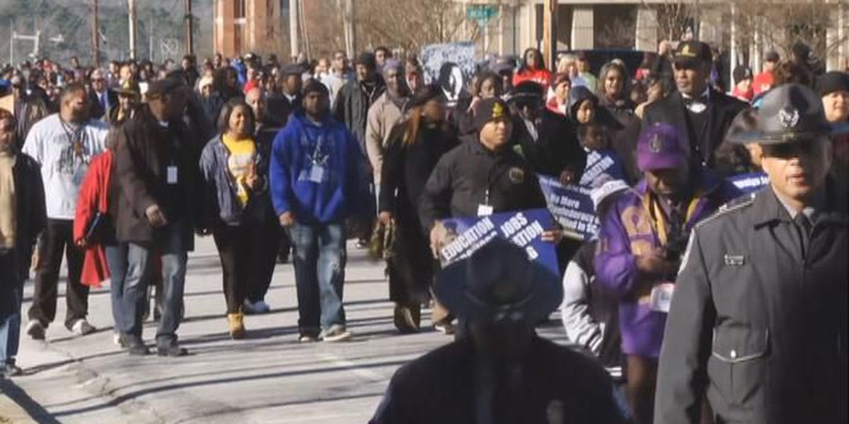 Presidential candidates expected at Martin Luther King Rally