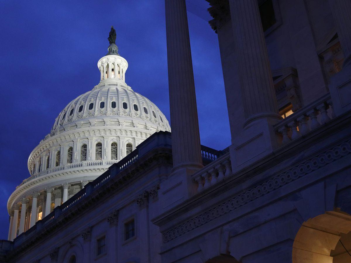 Senate passes stopgap spending bill, averting shutdown