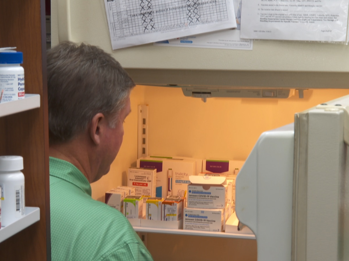 Johnson and Johnson vaccines crucial for distribution in small SC towns