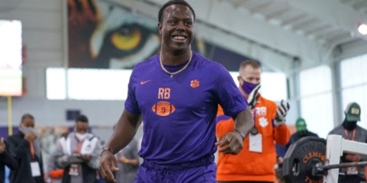 From blistering 40′s to NFL comparisons, it was a money Pro Day for the Tigers