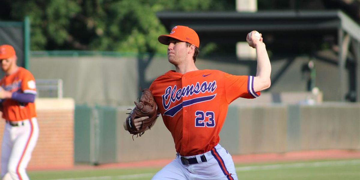 Clemson pitcher, Sumter HS standout Barnes taken by Twins in 4th round of MLB Draft