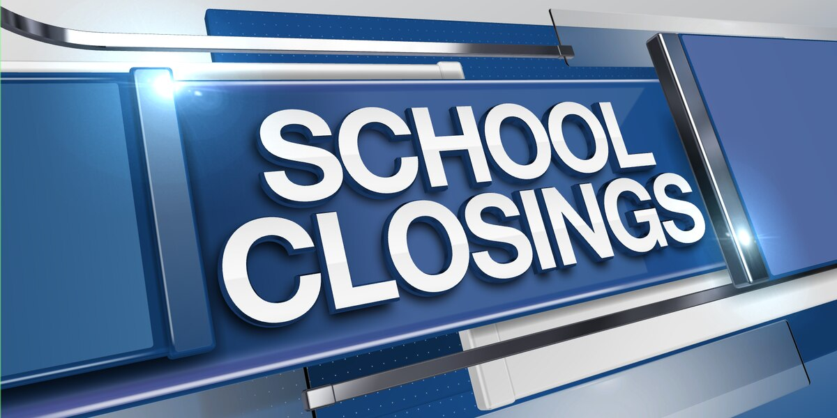 LIST: SC school districts go virtual, close Thursday due to severe weather threat