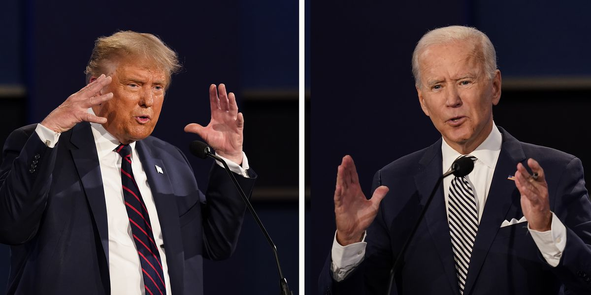 Biden, Trump press contrasts in Midwest after debate chaos