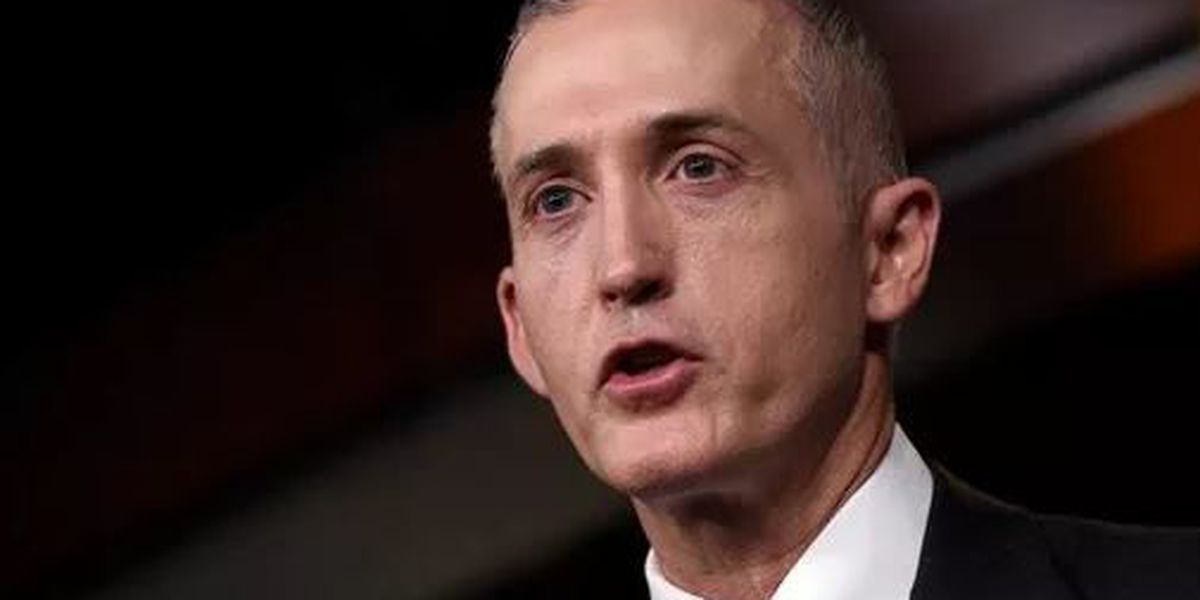 Congressman Trey Gowdy on leaving DC: 'I don't have a lot to show for the last seven years.'
