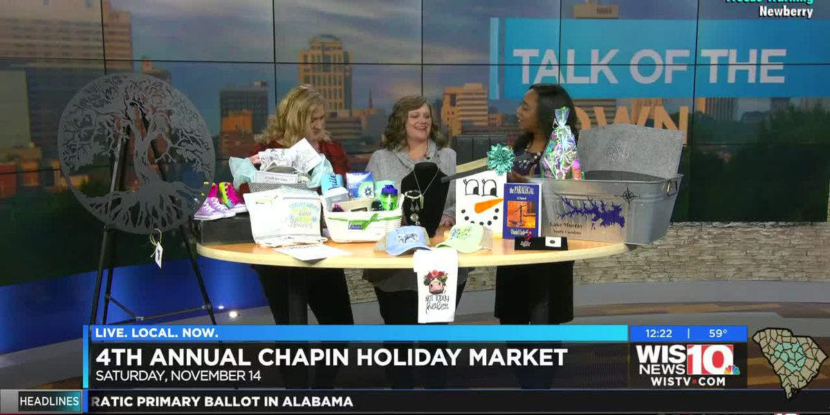 Talk of the Town: Chapin Holiday Market to raise money for high school band