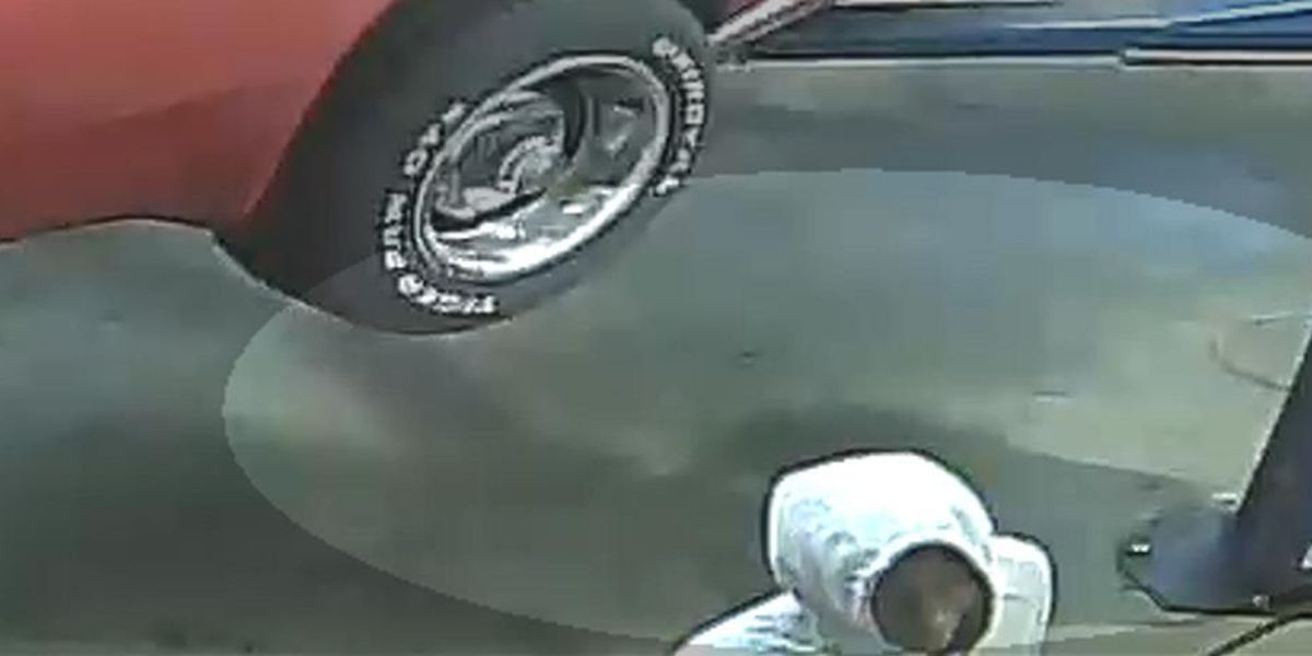 Deputies seek person wanted for setting fire to SUV