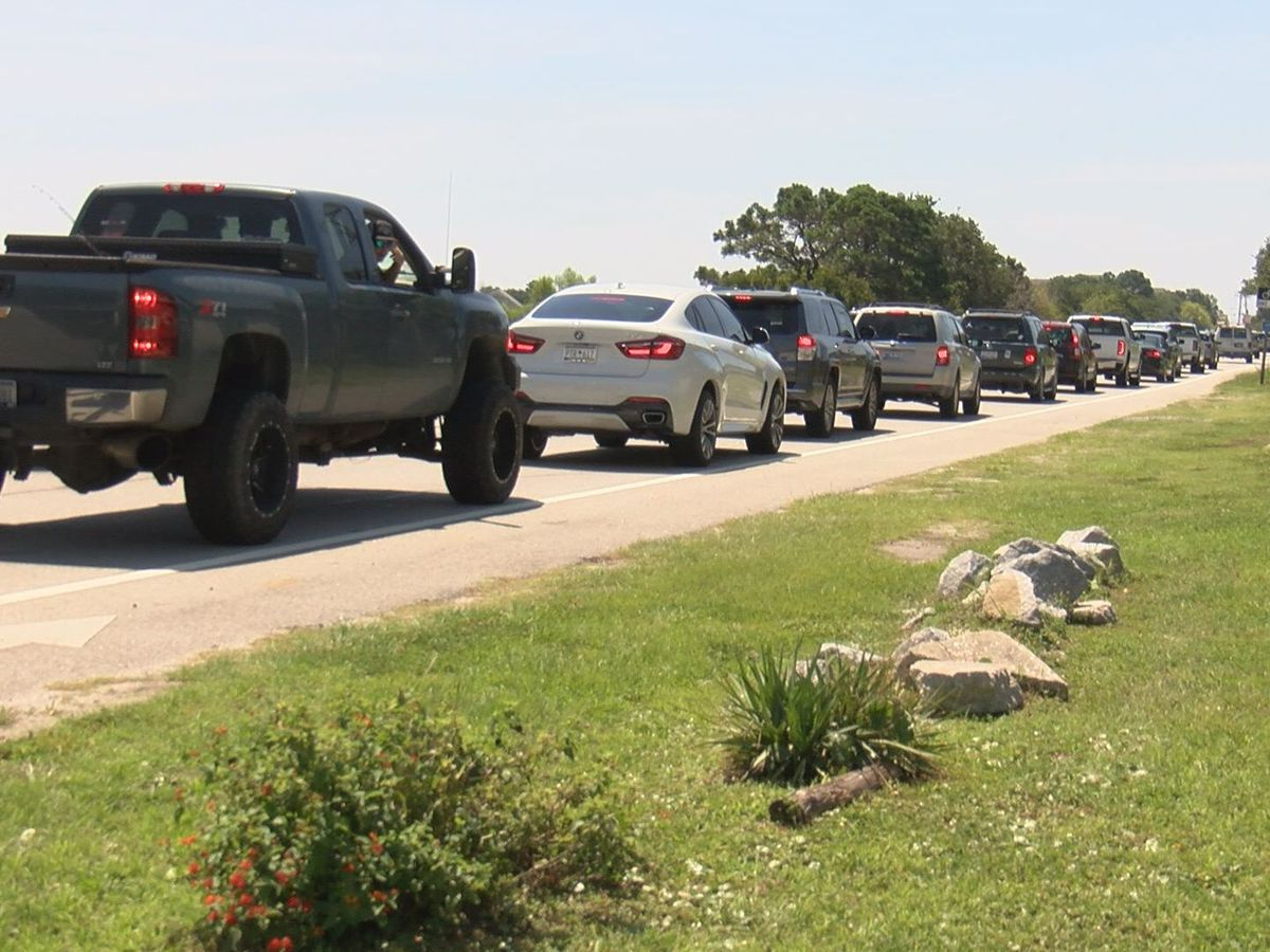 Lowcountry beachgoers can use new, free app to navigate traffic, beach rules