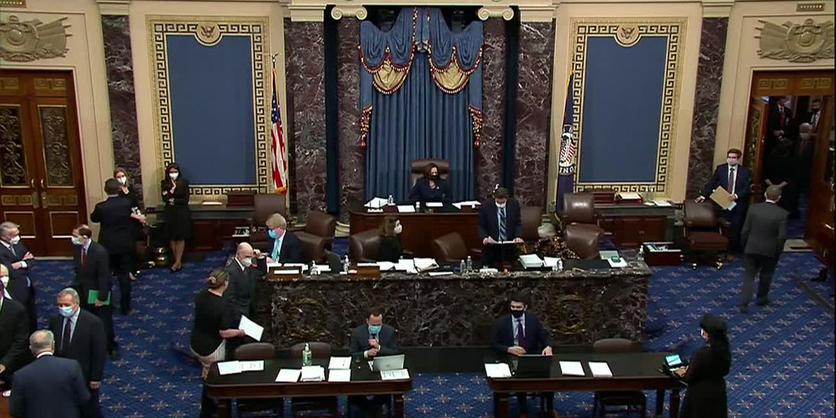 Stimulus shutdown: Senate debates Covid relief, stimulus checks