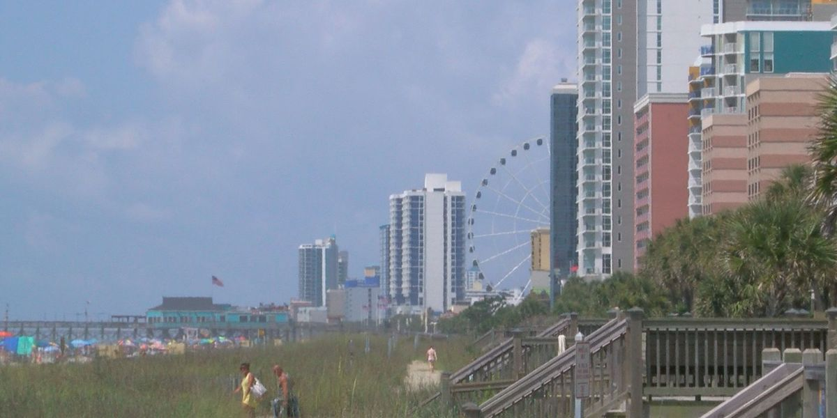 'Not about placing blame': Mayor responds to W. Va. coronavirus cases linked to Myrtle Beach