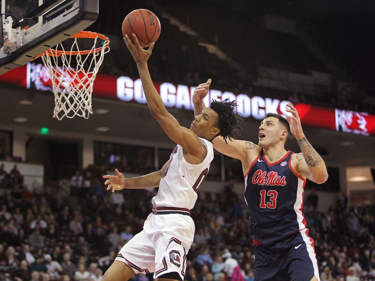 Gamecocks move into fourth place in SEC with win over Ole Miss