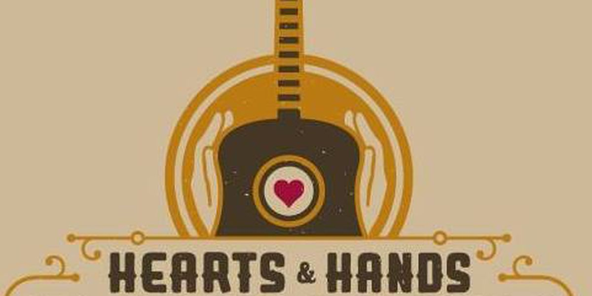 Country music duo to headline 5th annual Heart & Hands Harmony benefit concert