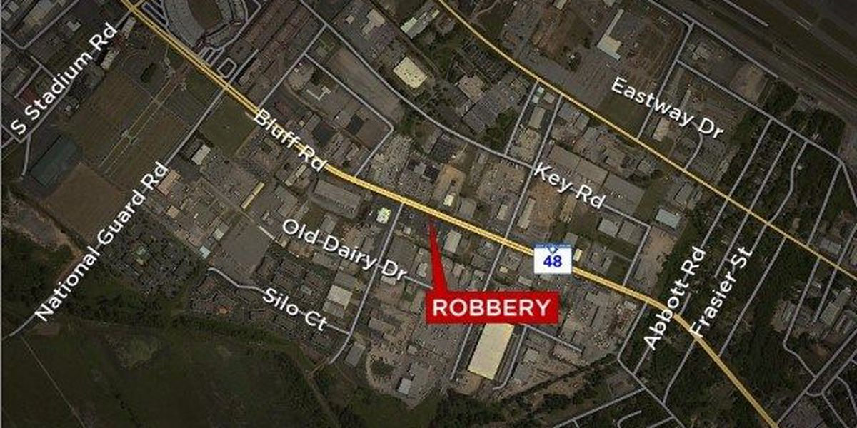 Deputies investigate armed robbery at gas station on Bluff Rd.