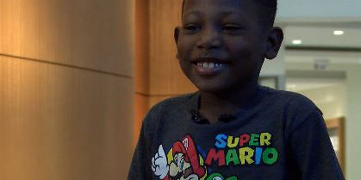 Mom makes desperate plea for 8-year-old son in need of bone marrow transplant
