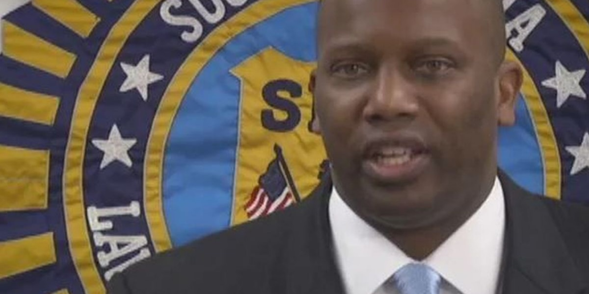 Suspended 5th Circuit Solicitor Dan Johnson makes court appearance on state charges; top aide also released on bond