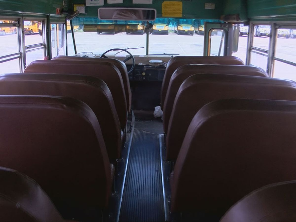 Parents worry about buses without air conditioning, SC Department of Education working to find solutions