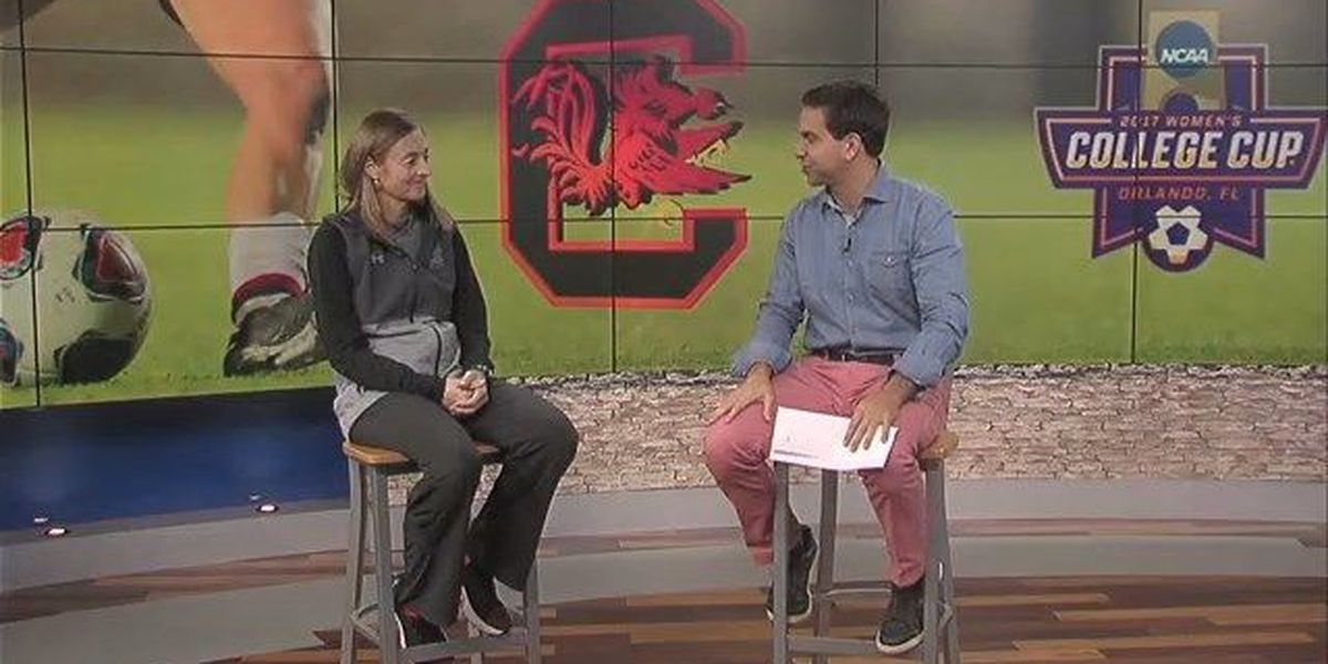 WATCH: USC's soccer coach talks first Final Four run for team, Friday's matchup