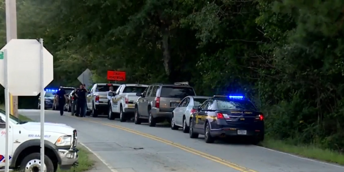 Human remains found in wooded area in Greenville County, deputies say