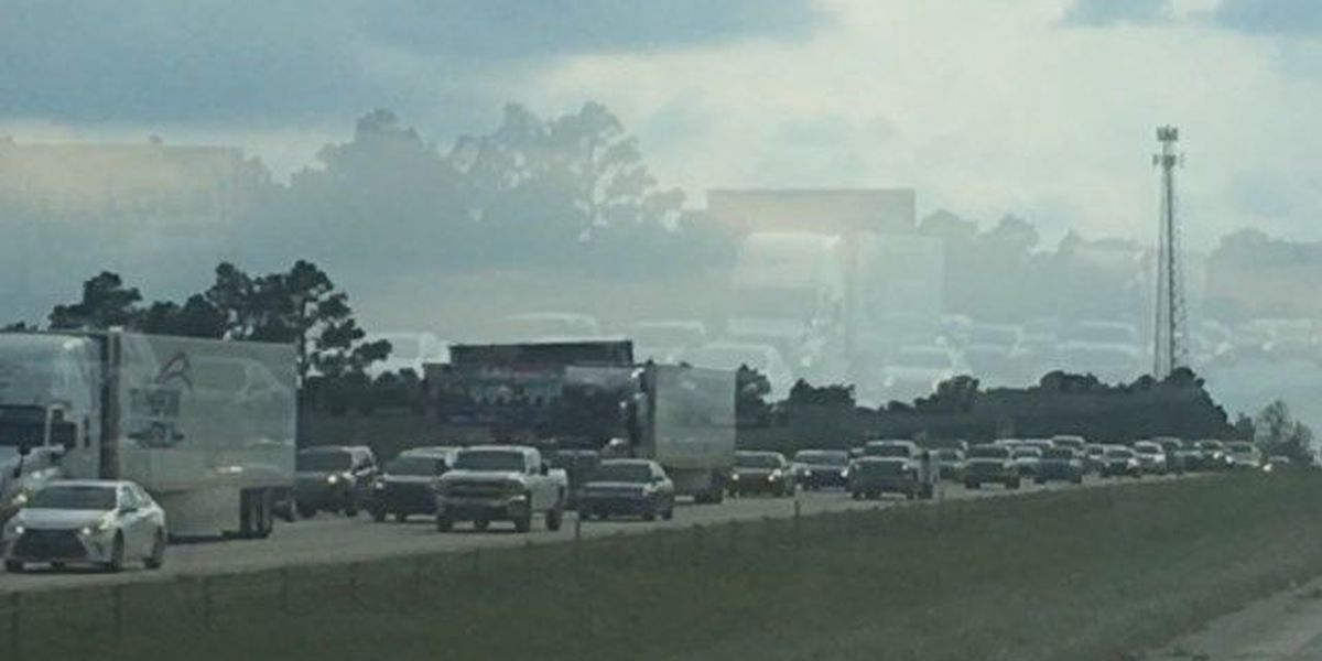 FIRST ALERT TRAFFIC: Collision on I-20 WB slows traffic at exit 87