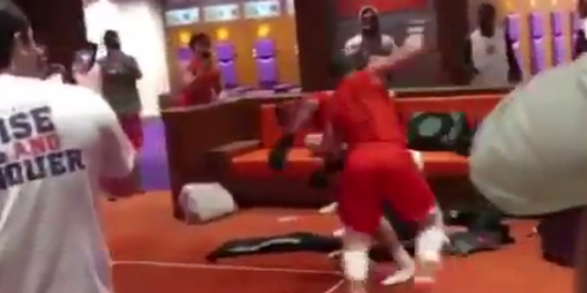 VIDEO: Clemson 'fight club'-style video makes rounds on social media