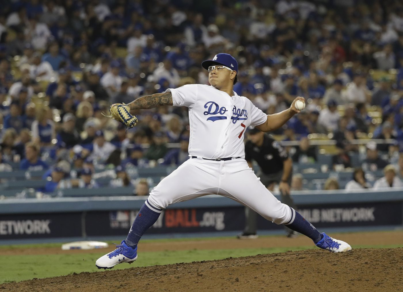 Dodgers bullpen shines after Jansen's mistake in epic Game 3