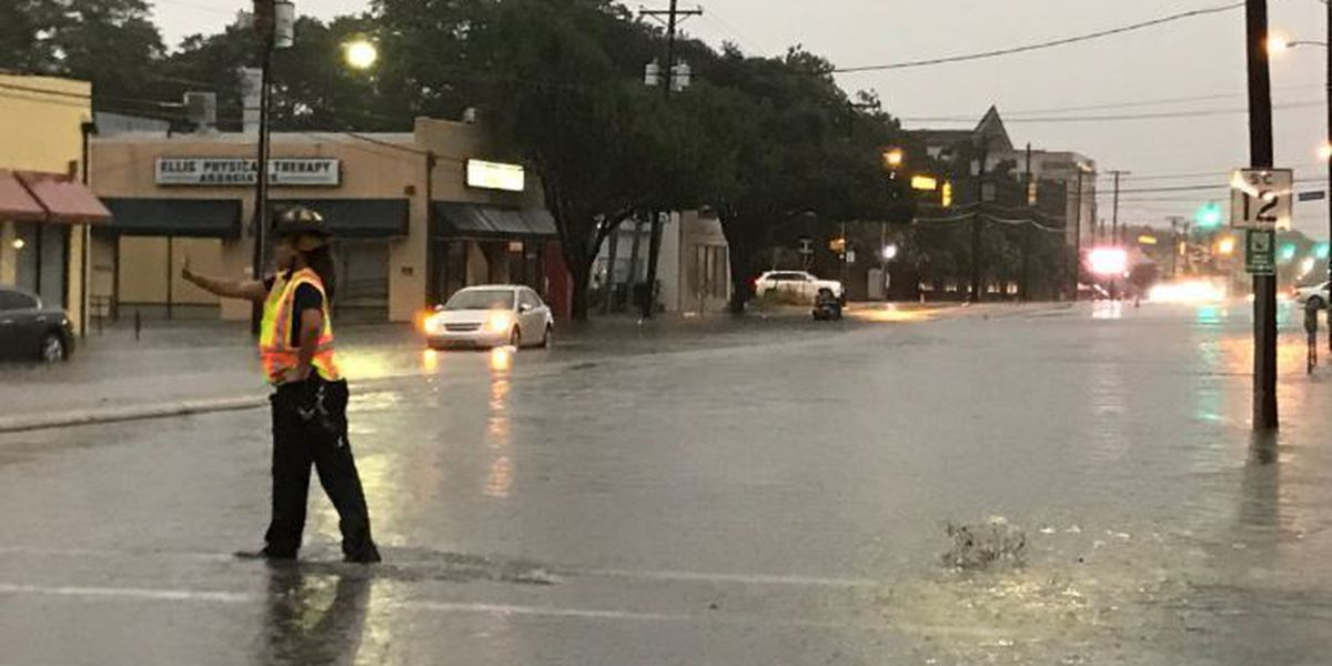 FIRST ALERT: Midlands drying out after Sunday storms bring flooding rains