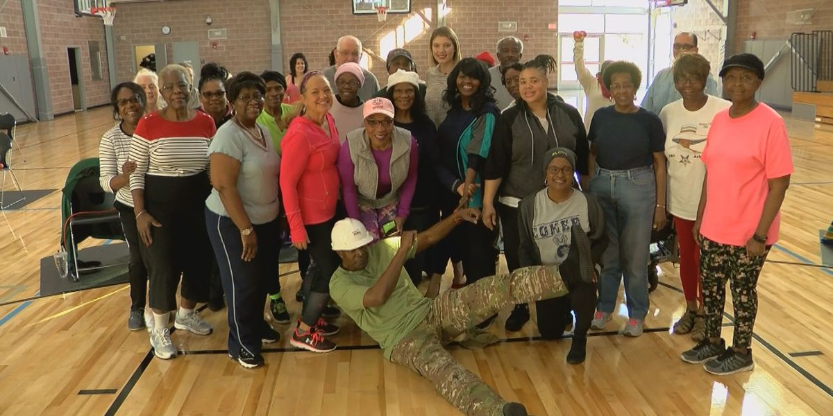 Community Builder: Columbia man turns diabetes diagnosis into wellness mission for others