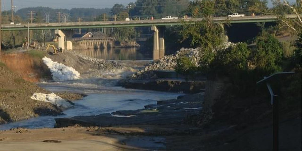 When the Columbia Canal broke: How a 124-year-old canal failed