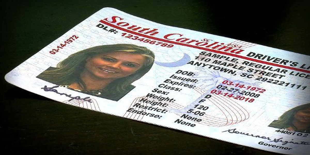 Dmv Accepting Sc Ids Documents For Real 15 May Start To Id-compliant