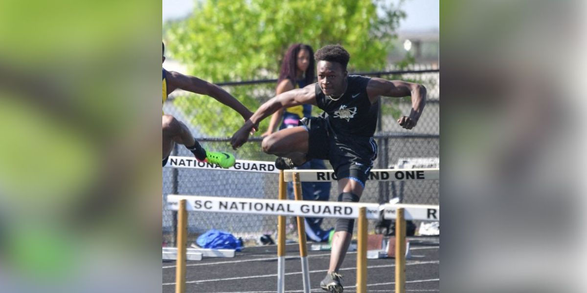 Lower Richland's Graves named Gatorade S.C. Boys Track Athlete of the Year