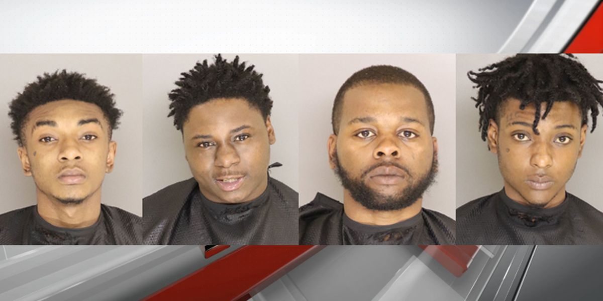 2 charged with murder in Sumter; 2 others charged for related roles