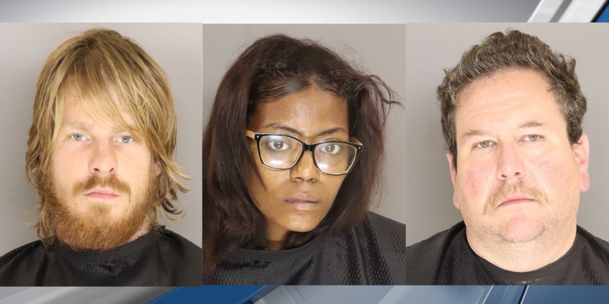 3 arrested, charged in Sumter County shooting