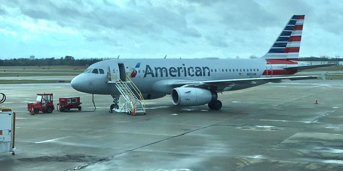 Charleston flight to Dallas, TX diverted to Montgomery, AL because of engine problems