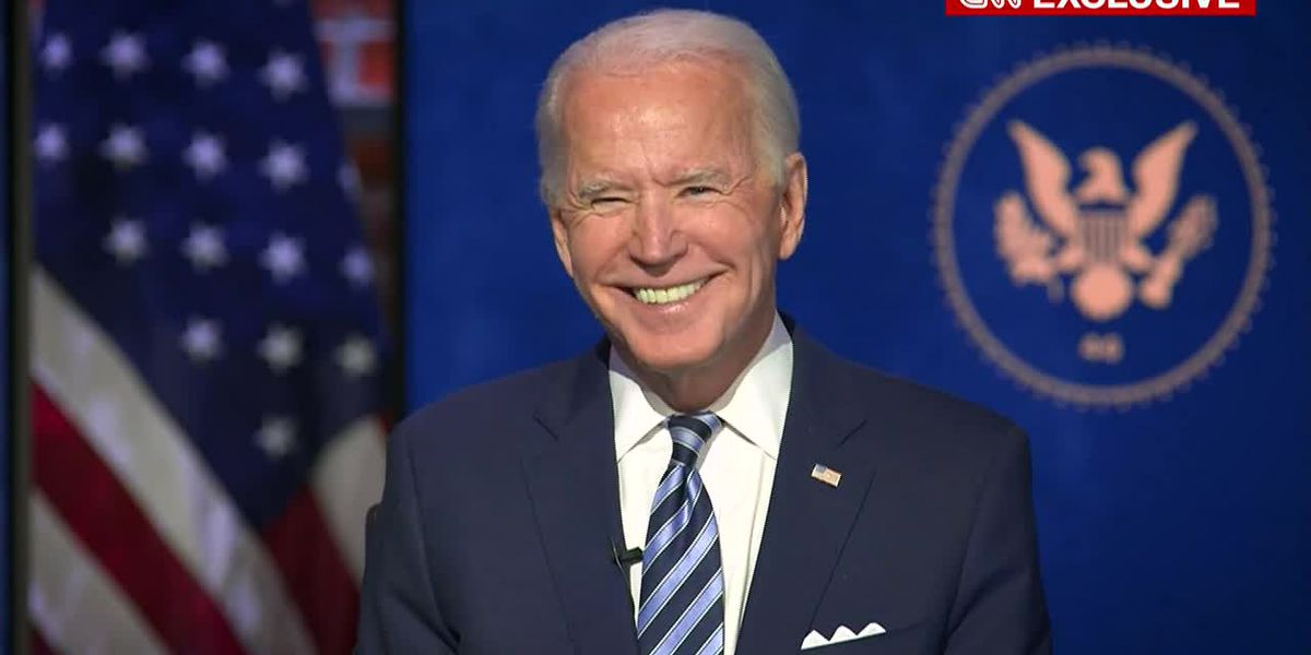 Biden: I've talked with Fauci, asked him to stay on