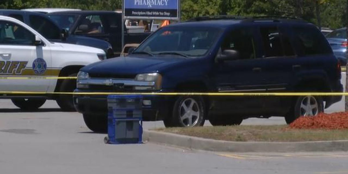 Body found inside parked car at Red Bank Walmart