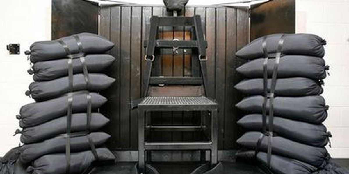 S Carolina lawmakers keep firing squad as option in bill