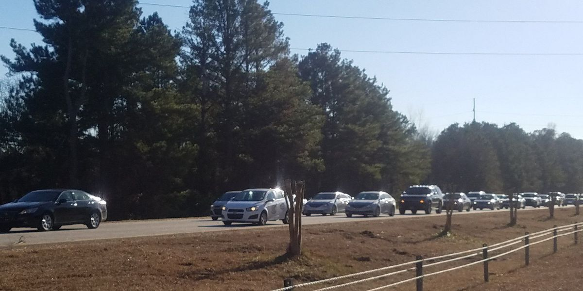 FIRST ALERT TRAFFIC: Collision slows down traffic on Hwy. 277 outbound