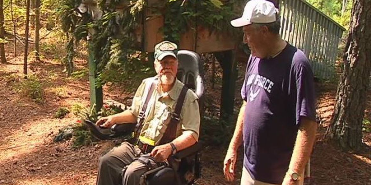 Wounded warriors become outdoorsmen with foundation's help