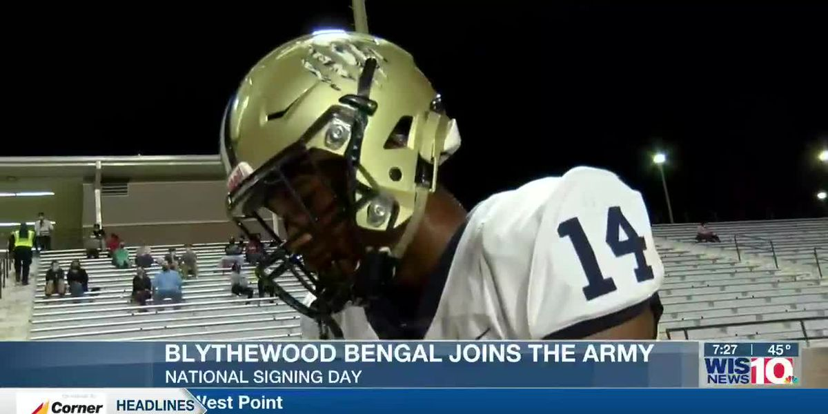 Blythewood's Burrell chooses service, sacrifice going to West Point