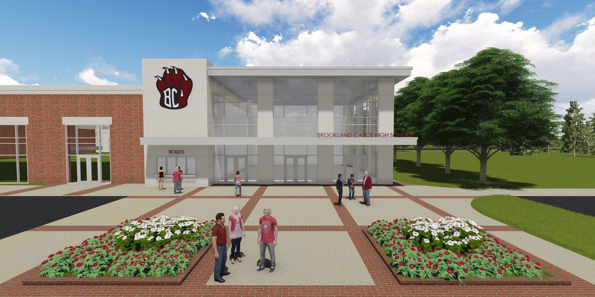 Brookland-Cayce principal hopes new $10.5 million arena will attract NCAA attention