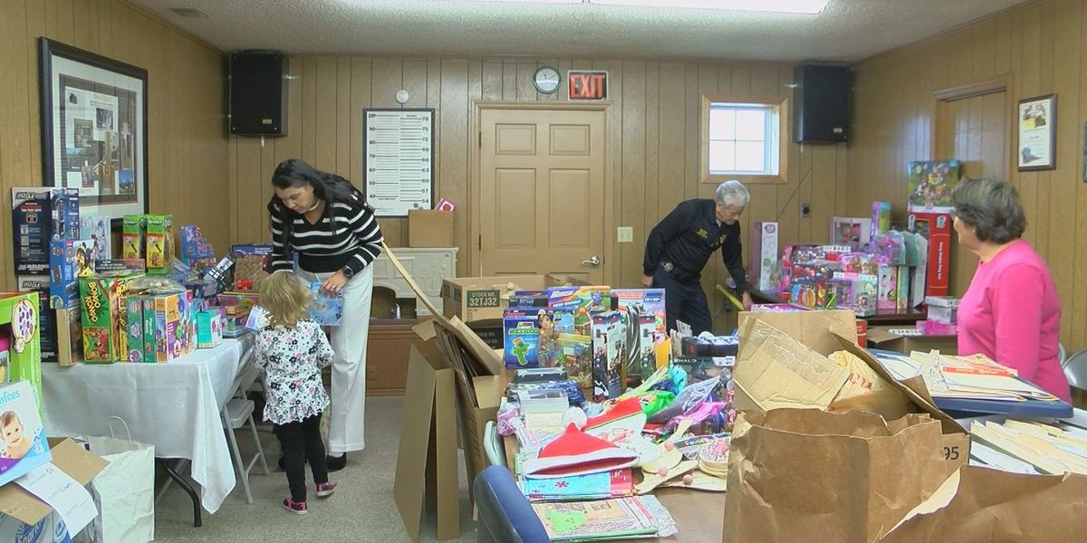 Elgin toy and food drive looking to grow more this holiday season