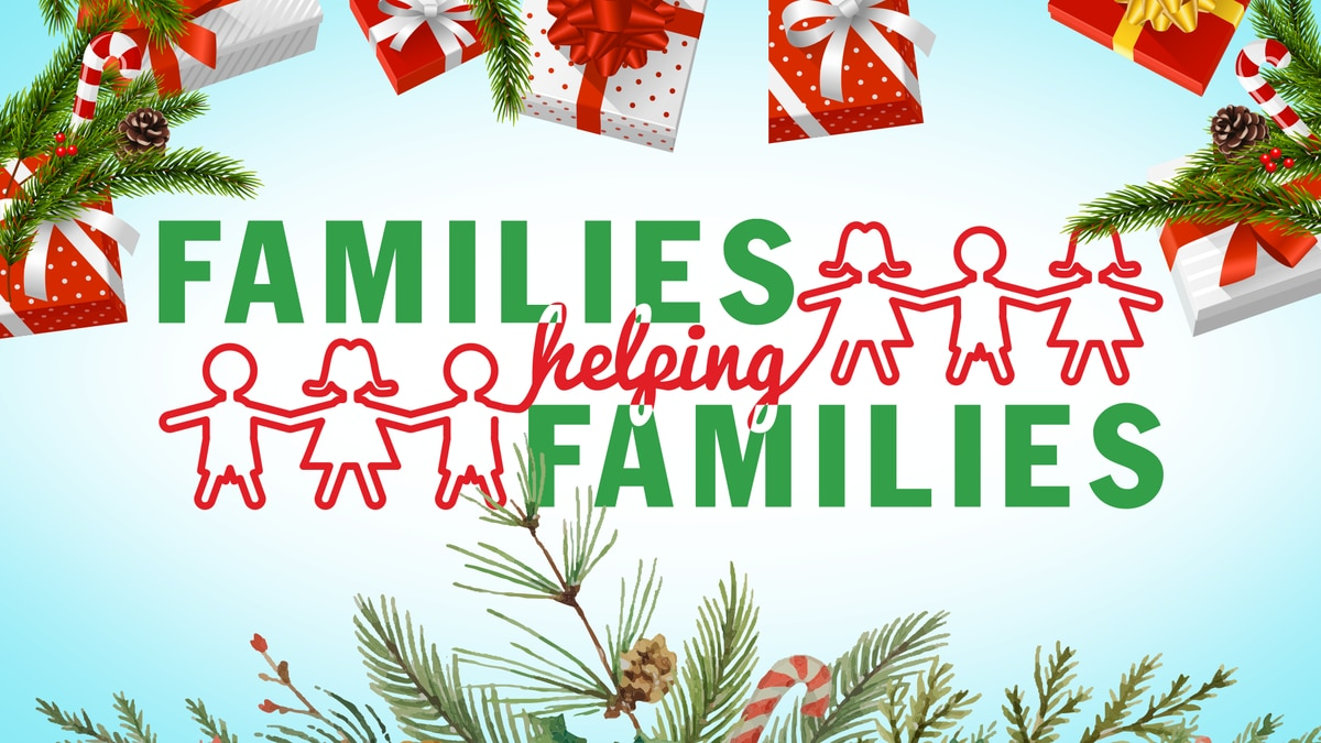 2018 Families Helping Families - here's what you need to know