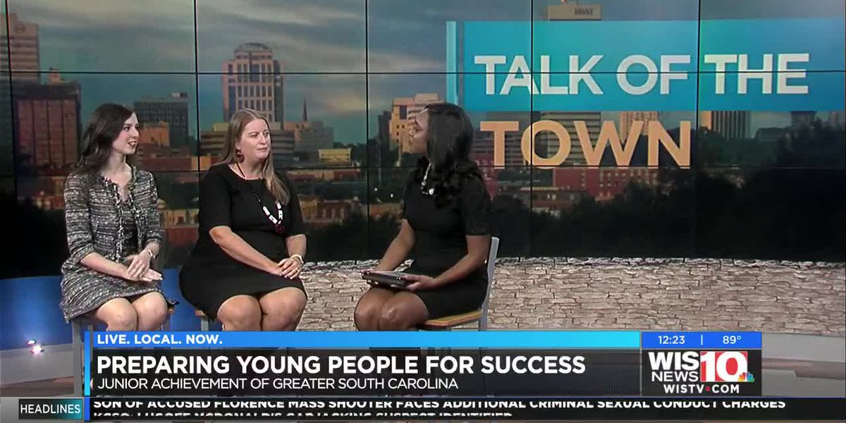 Talk of the Town: Junior Achievement prepares young people for success