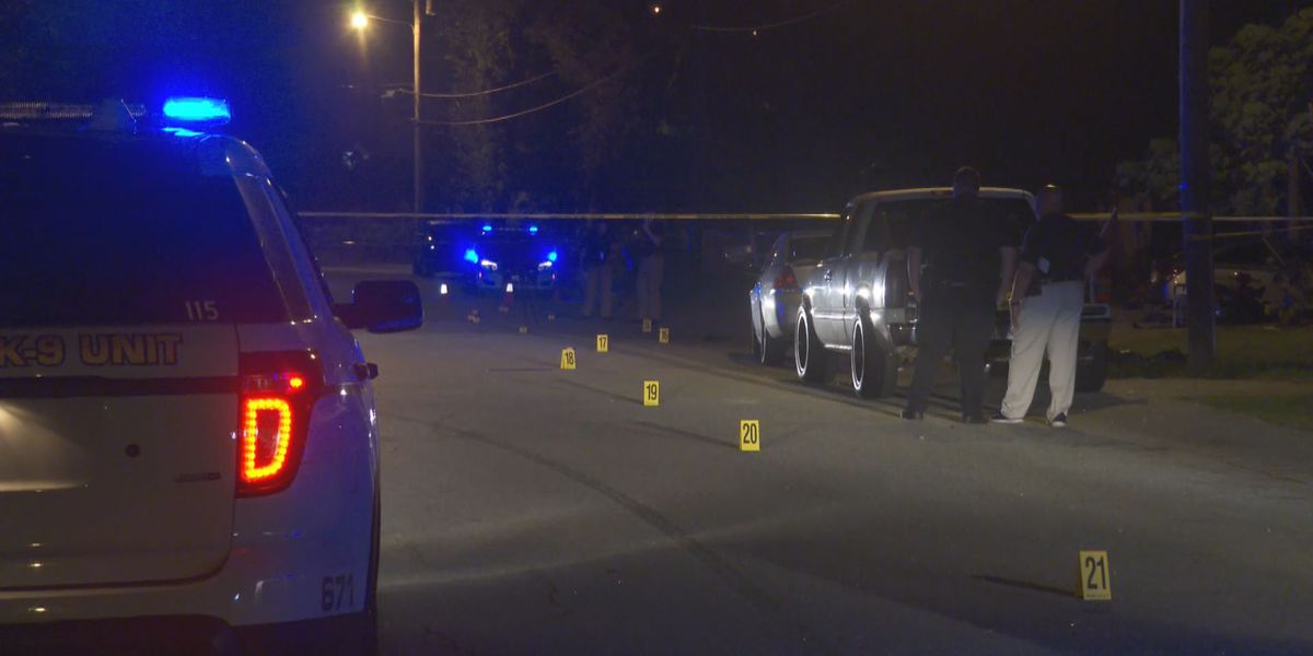 Man killed in early-morning shooting in Columbia