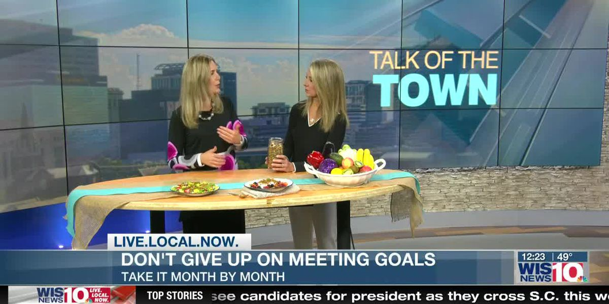 Talk of the Town: If your New Year's nutritional goals flopped, this can help.