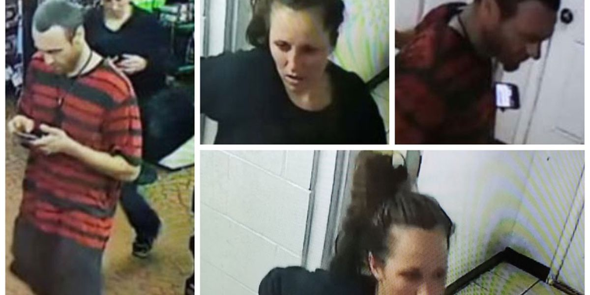 Lexington deputies seek duo wanted for stealing car from truck stop