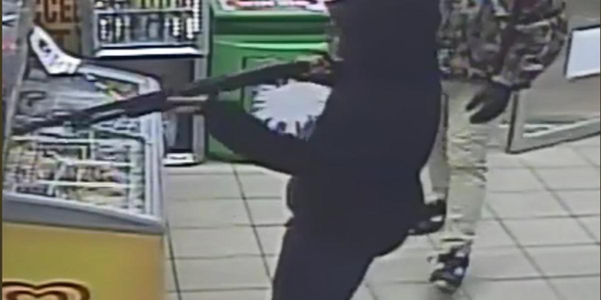 $1K reward offered in string of Midlands armed robberies