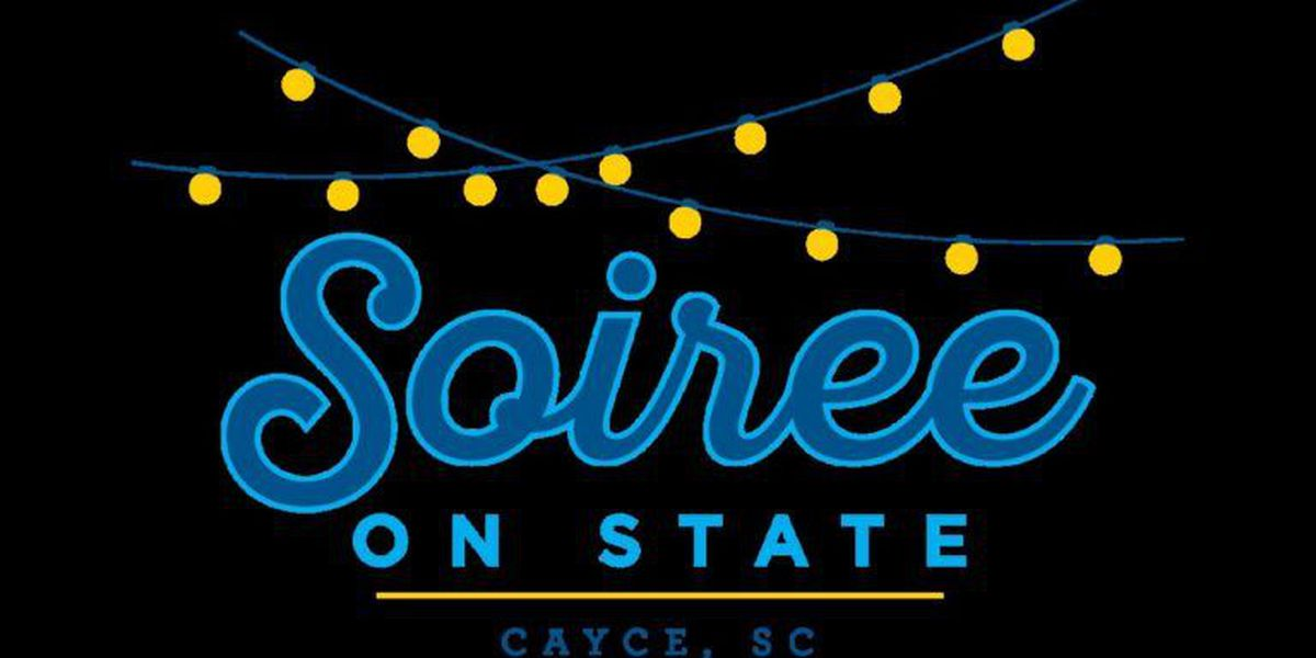 The City of Cayce's Soiree is happening this month!