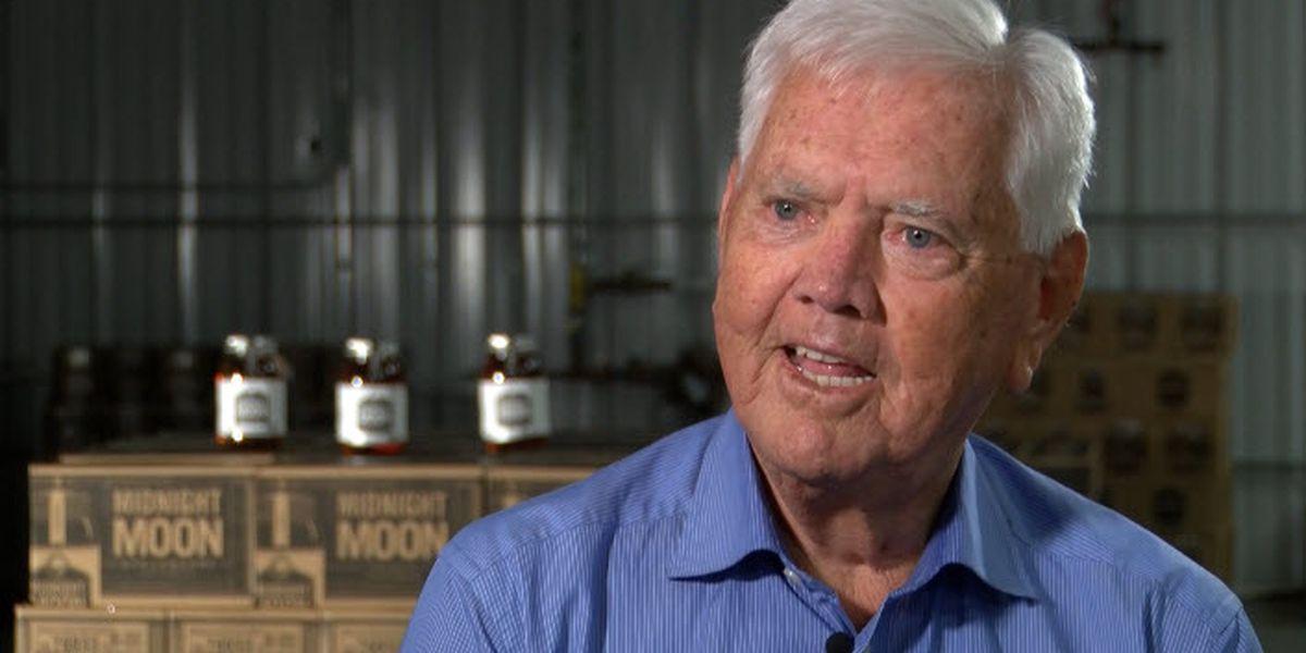 Junior Johnson, NASCAR Hall of Famer and former moonshiner, dies at 88