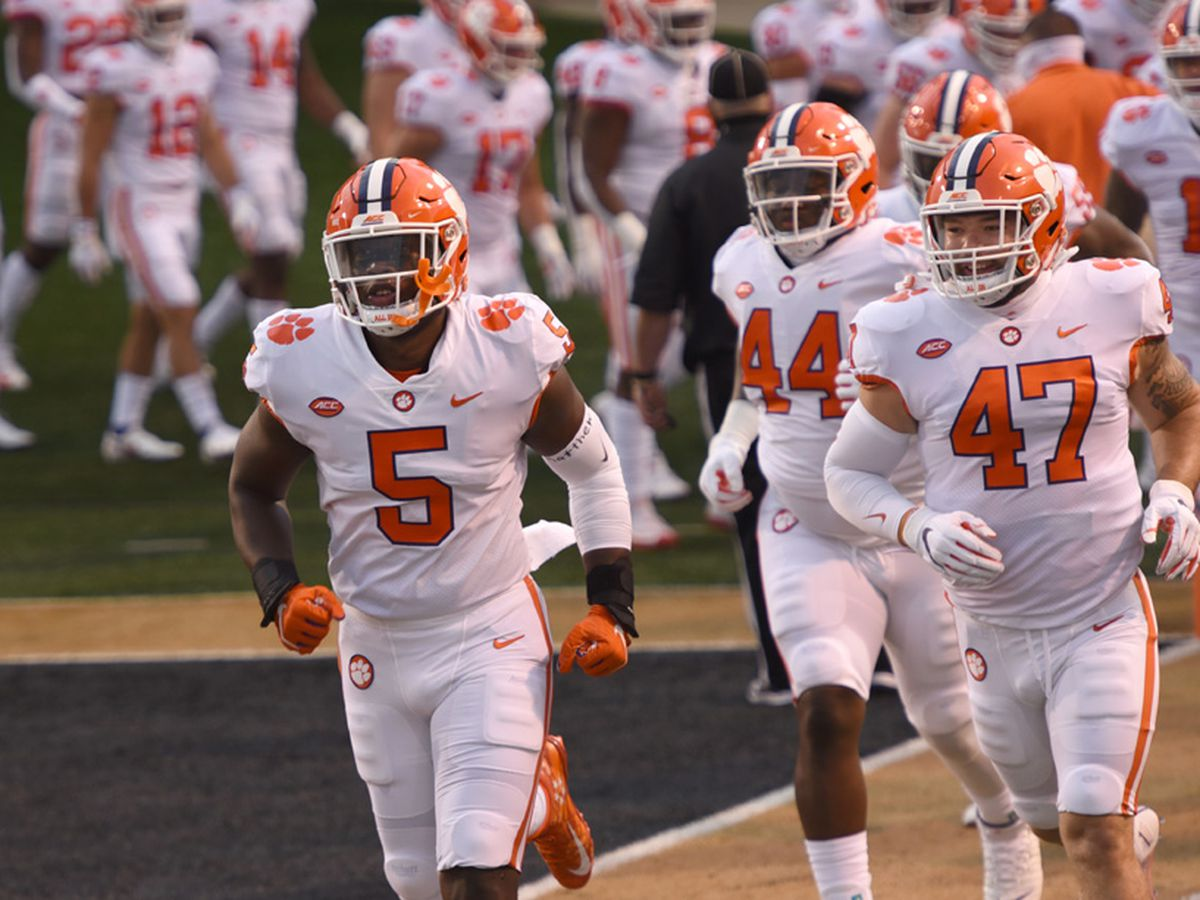 CLEMSON GAMEDAY UPDATE: Tigers beat The Citadel 49-0